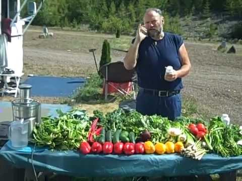 liferegenerator Dan: Raw Food Weight Loss 178 Pounds! Dave The Raw Food Trucker