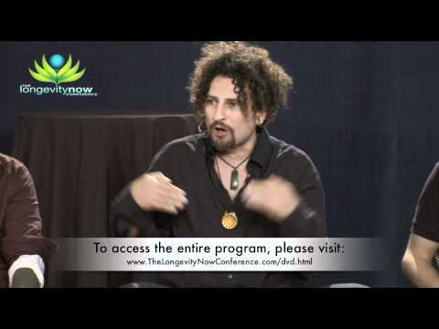 Longevity Panel With David Wolfe, Daniel Vitalis, And Truth Calkins