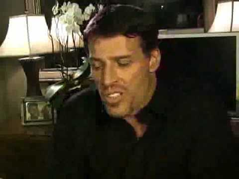 Tony Robbins: The Power Of Momentum (1 of 2)
