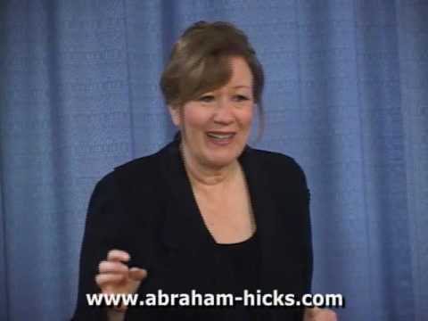 Abraham-Hicks: Getting Into The Vortex