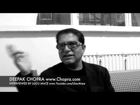 Deepak Chopra: The Power Of Attention and Intention