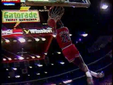 Michael Jordan: Slam Dunk Contest