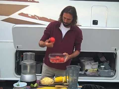 liferegenerator Dan: HOW TO MAKE TACOS! HEALTHY VEGAN & RAW FOOD RECIPES