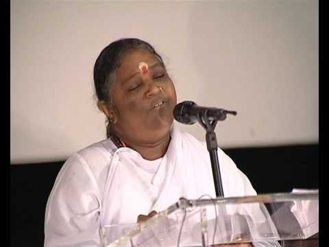 Amma: Compassion - The Only Way To Peace (2 of 5)