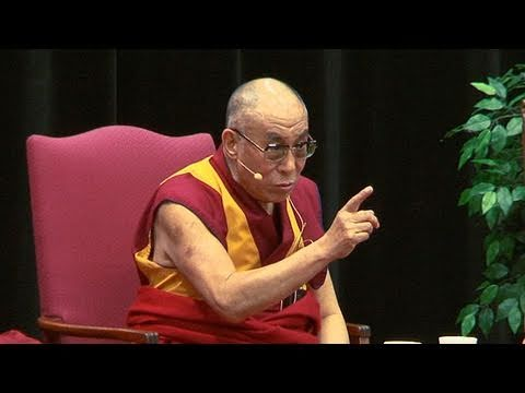 Dalai Lama: Talks About Compassion and Respect
