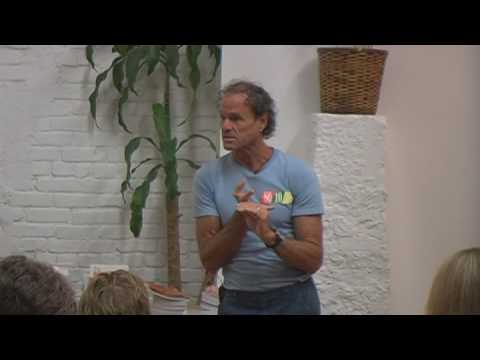 Dr Doug Graham: Raw Food and Bathroom Breaks?