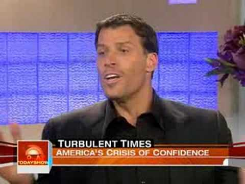 Tony Robbins: Motivation In A Slump