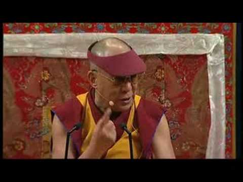 Dalai Lama: Stages Of Meditation