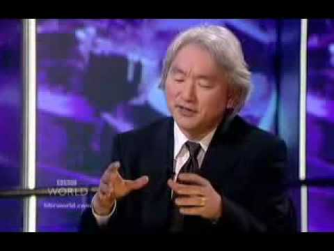 Michio Kaku: From Universe To Multiverse