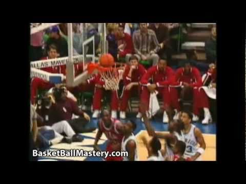 10 BEST Michael Jordan Slam Dunks!