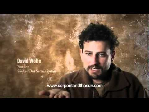 David Wolfe: 2012 David Wolfe on Aztec Chocolate Cacao Raw Foods Mexico