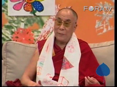 Dalai Lama: War Is Outdated