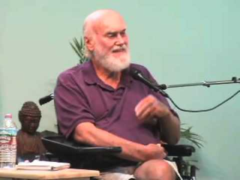 Ram Dass: Old Age