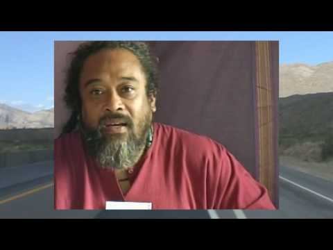 Mooji: Decisions And Fear Of Change