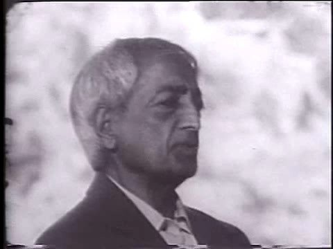 Krishnamurti: The Real Revolution (1 of 4)