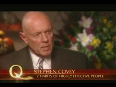 Stephen Covey: Quest For Success