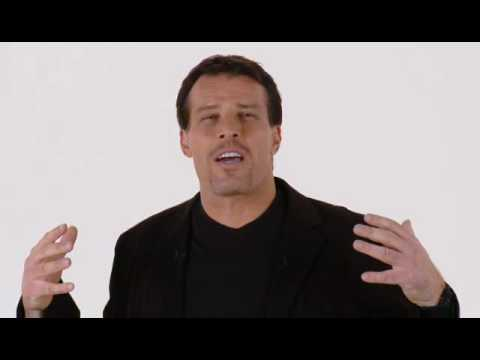 Tony Robbins: How To Follow Through With Your Goals (1 of 4)