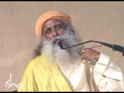 Sadhguru: Identifying One