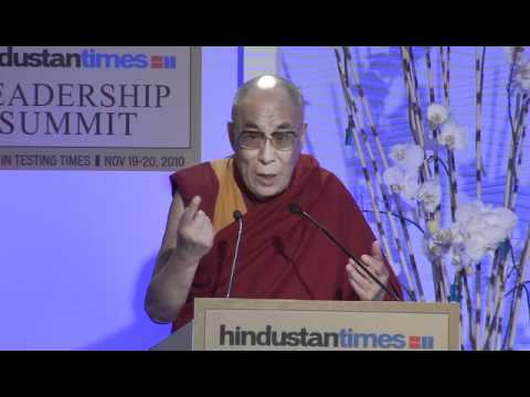 Dalai Lama: The Importance Of A Compassionate Attitude