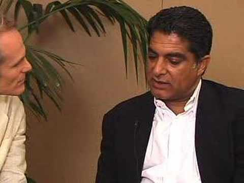 Deepak Chopra: Interview With Alan Steinfeld