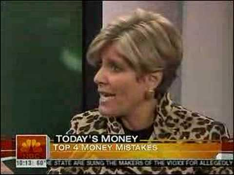 Suze Orman: On The Today Show