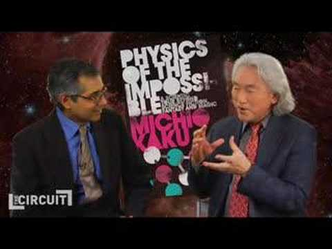 Michio Kaku: Mind Reading And Physics