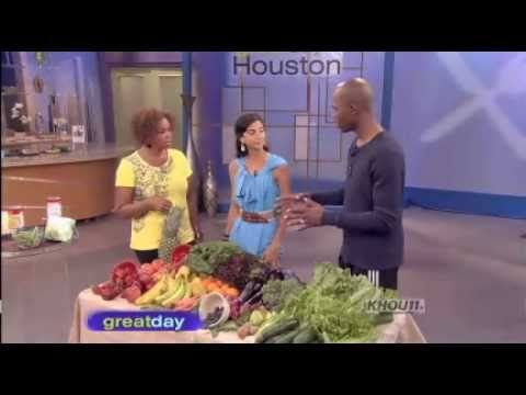 Kristina Carrillo-Bucaram: Kristina ROCs TV On Great Day Houston