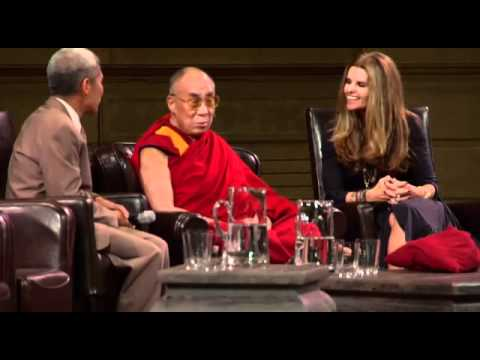 Dalai Lama: Maria Shriver talks with His Holiness the Dalai Lama