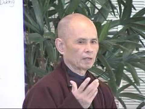 Thich Nhat Hanh: Surrender Yourself to the NOW