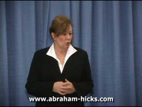 Abraham-Hicks: I