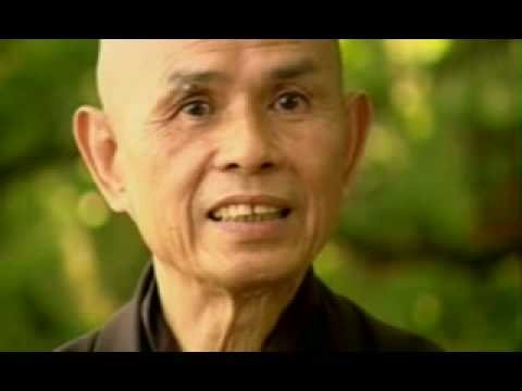 Thich Nhat Hanh: Dharma Talk (1 of 2)