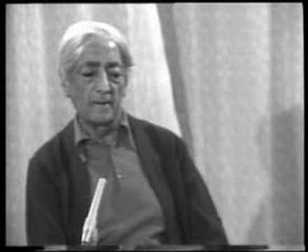 Krishnamurti: Dialogue On Death (12 of 12)