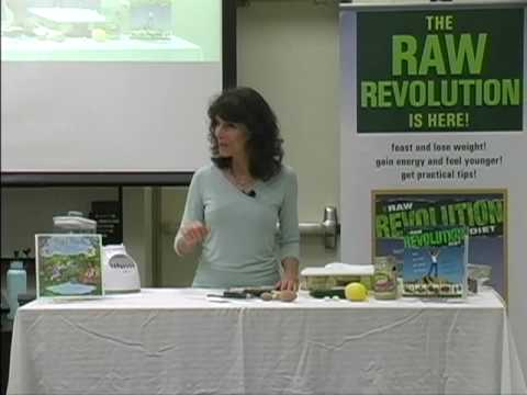 Cherie Soria: Authors At Google Raw Food Talk