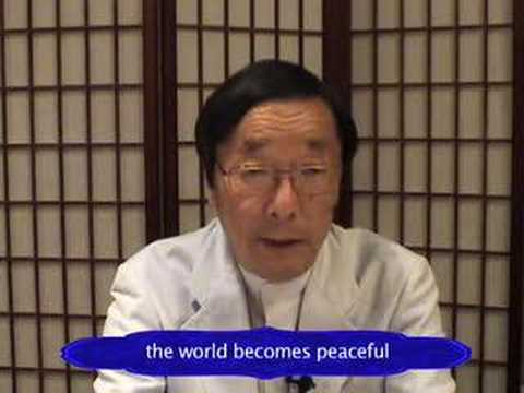 Masaru Emoto: Earthdance Message