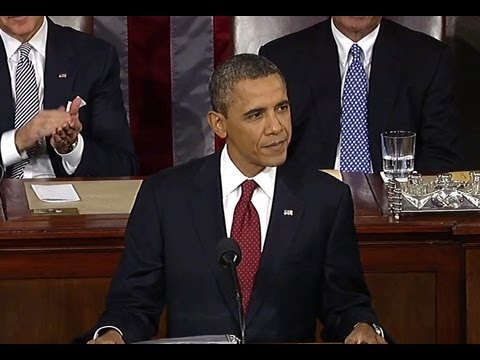Barack Obama: 2012 State Of The Union Address