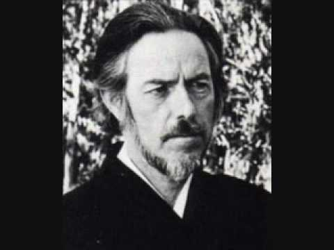 Alan Watts: Buddhism, Religion Of No Religion (1 of 6)