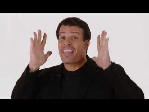 Tony Robbins: How To Follow Through With Your Goals (2 of 4)