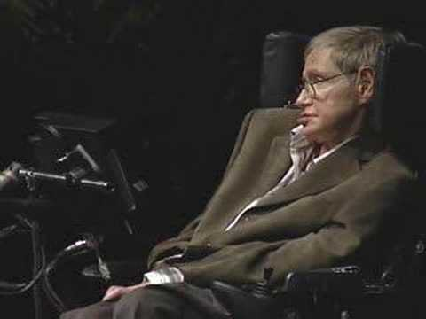 Stephen Hawking: Origin Of The Universe (2 of 5)
