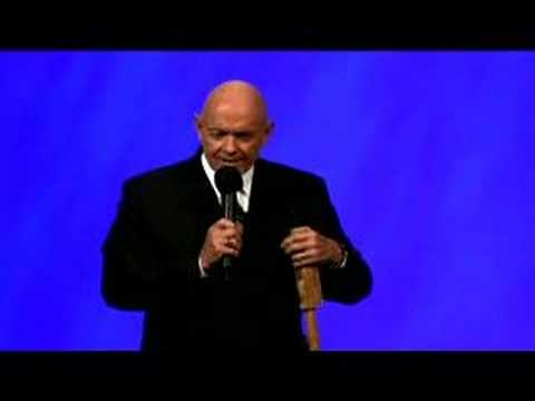 Stephen Covey: Indian Talking Stick