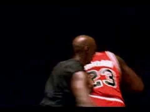 Michael Jordan Commercial