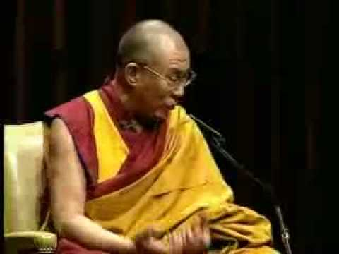 Dalai Lama: Conquer Your Self