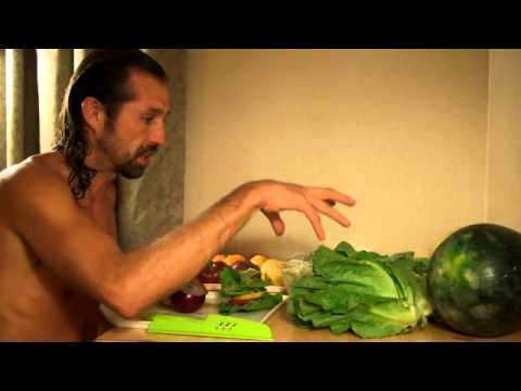 liferegenerator Dan: RAW FOOD RECIPES - FAT FREE VEGGIE BURGERS