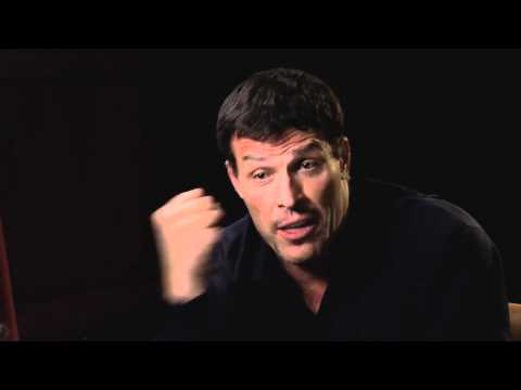 Tony Robbins: Talk About Success On Winning Voices ( with Peter Guber)
