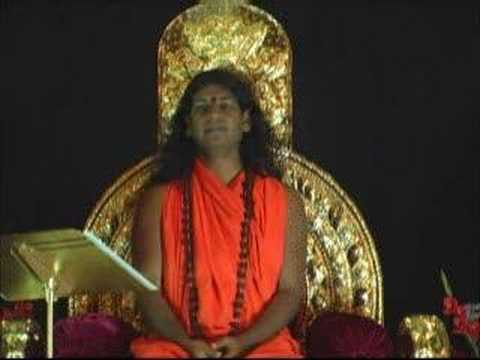 Swami Nithyananda: Technique and Meditation - Shambavi Mudra