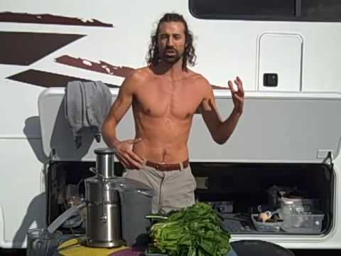 liferegenerator Dan: RAW FOOD DIET RECIPES ~ SUPER GREEN JUICE PROTEIN SHAKE!!