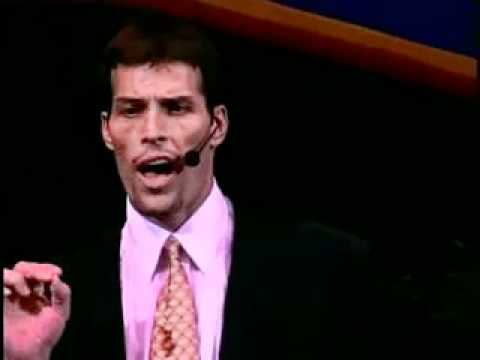 Tony Robbins: The Secret To Absolute Certainty