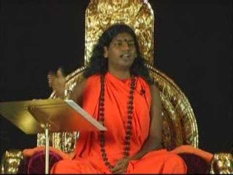 Swami Nithyananda: Meditating On Darkness