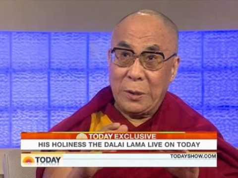 Dalai Lama: Ann Curry Interviews His Holiness the Dalai Lama