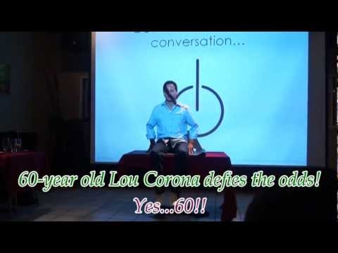 Lou Corona: The Power Of Raw Living Foods!
