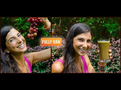 "Kristina Carrillo-Bucaram: The Holy ""Grale\"" Juice!"